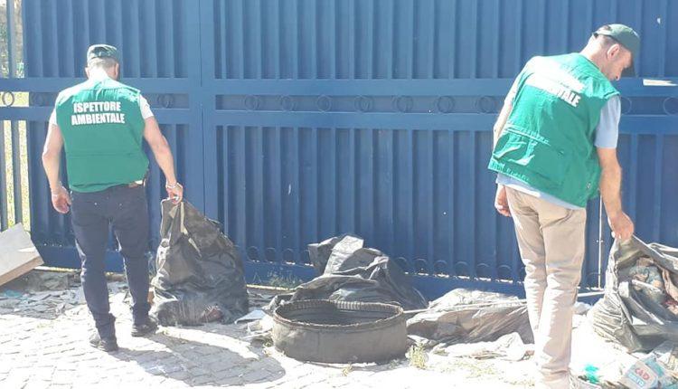 Ispettori Ambientali Volontari : al via il servizio su differenziata e deiezioni.Elevate già diverse sanzioni