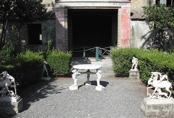 Casa dei Cervi a Ercolano, al via il restauro