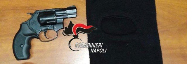 Pistola a salve e passamontagna, due ragazzi bloccati sul Vesuvio: sono di Portici e di Ercolano