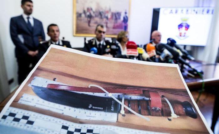 """Mario Cerciello Rega dimenticò l'arma:lo rivelano i carabinieri, """"pistola trovata nell'armadietto"""""""