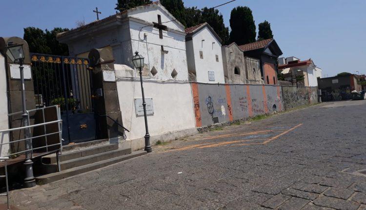 Aree di sosta eParcheggio gratuito davanti al cimitero:in arrivo anche agevolazioni e abbonamenti a San Giorgio a Cremano
