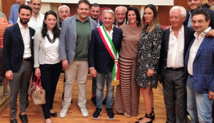 Proclamati i 16 Consiglieri Comunali, il sindacoLello Abete: il bene del paese al primo posto