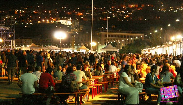 Tra degustazioni, musica e chef a Napoli torna Bufala Fest:dal 31 agosto filiera bufalina su lungomare, da carne a mozzarella