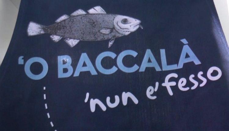 Dal 3 al 6 ottobre torna 'BaccalàRe':sul lungomare di Napoli manifestazione per valorizzare prodotto