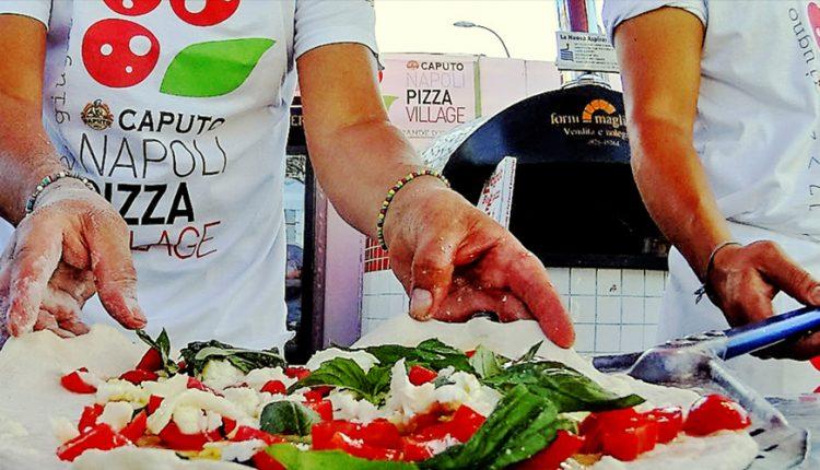 Napoli Pizza Village vola a New York:oltre 1 milione di visitatori, raggiunto il 30% stranieri tra stand