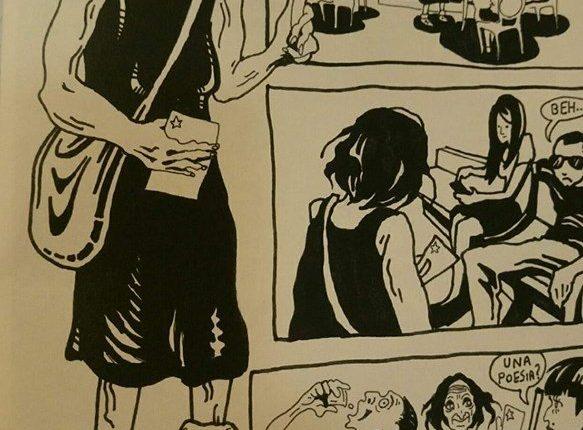 Da Apb Grafica nascono gli Spritz letterari: i racconti del centro storico a fumetti