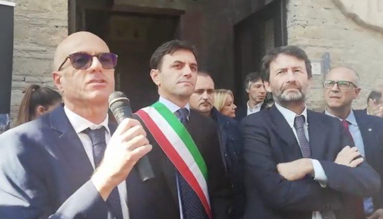 Ercolano: Franceschini alla riapertura della Casa del Bicentenario,nuovi investimenti