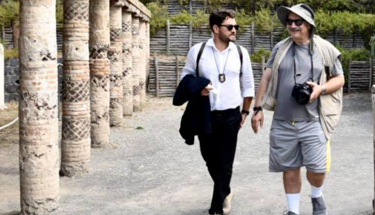 VESUVIANI VINCENTI – Raffaele Romano e il suo mestiere: raccontare agli altri le bellezze della nostra terra. Anche al premio Nobel per la Medicina 2011 Bruce A. Beutler