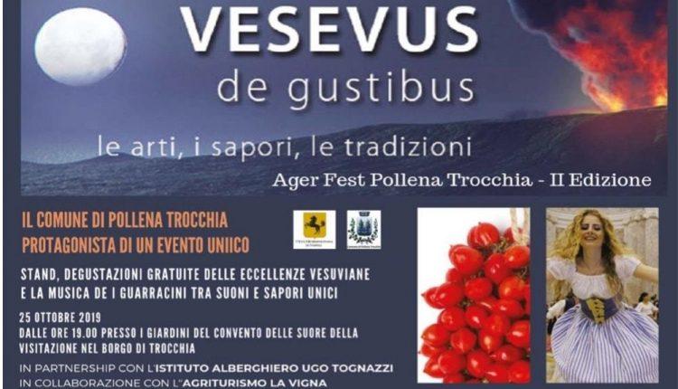 A Pollena Trocchia la carovana Vesuvio De Gustibus fa tappa con la seconda edizione di Ager Fest