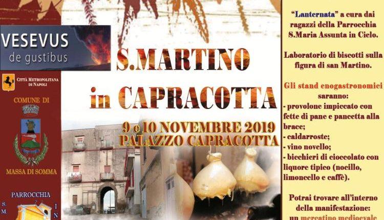 VESEVUS DE GUSTIBUS – San Martino in Capracotta, a Massa di Somma amministrazione comunale e parrocchia insieme per le tradizioni egonastronomiche vesuviane