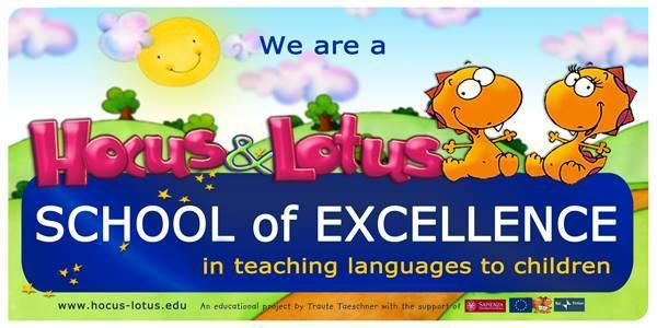 Al Nido e scuola dell'infanzia La Torre  di Babele ancora un'iniziativa di eccellenza: Il'isegnamento della lingua inglese per i piccolissimi con l'innovativo metodo narrativo HOCUS e LOTUS