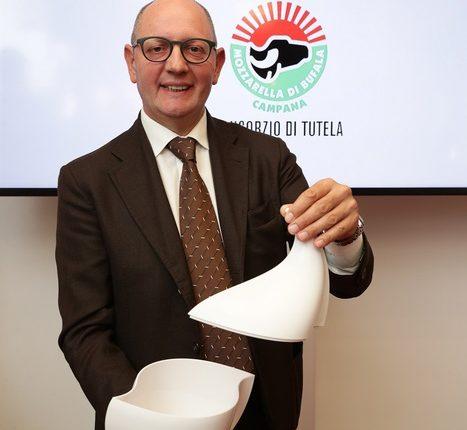 Mozzarella dop,nasce primo 'portabufala'. ecco 'Nunziatella', frutto accordo tra Consorzio Tutela e Alessi