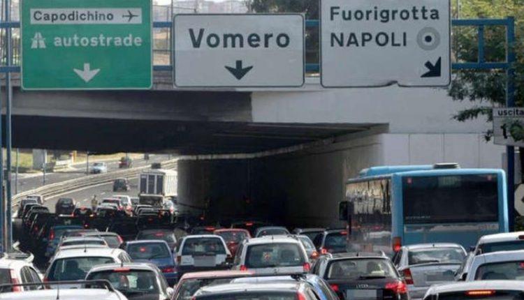 Napoli, tangenziale gratuita dalla mezzanotte del 25 ottobre al 5 novembre