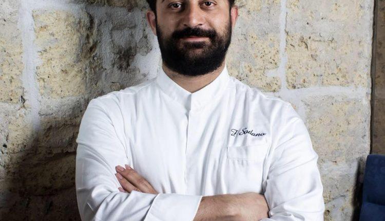 """Francesco Sodano chef del ristorante """"Il Faro di Capo D'Orso"""" a Maiori, originario di Somma Vesuviana ha ottenuto la Stella Michelin. La news rilanciata dal sindaco"""