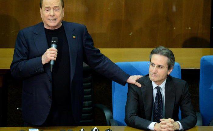 """ELEZIONI REGIONALI – Berlusconi nonostante cena e pace fatta con Mara, spiazza tutti: """"Il candidato del centro destra è Caldoro, sono già d'accordo con Salvini e Meloni"""""""