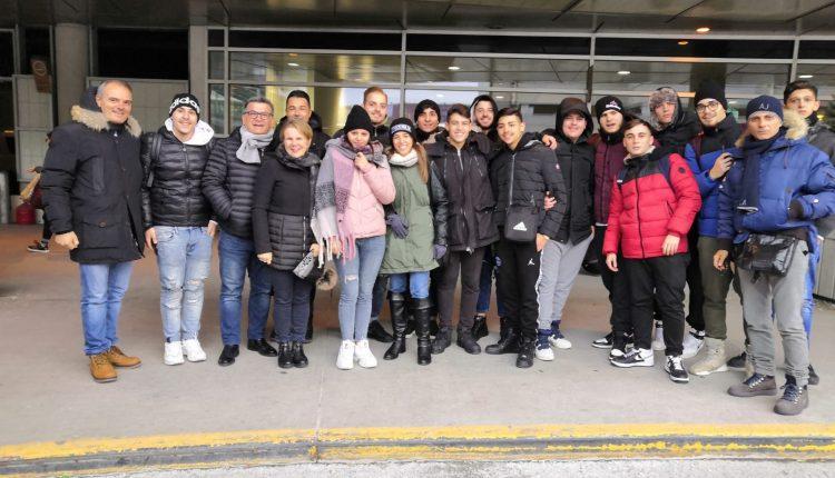 Gli alunni degli Alberghieri della Città Metropolitana diNapoli protagonisti in Canada:venti tra studenti e professori a Montréal per la Settimana della Cucina Italiana nel Mondo
