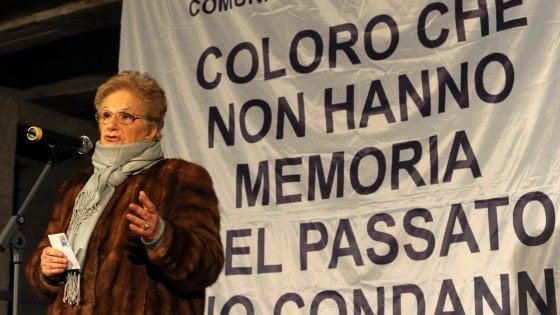 A San Sebastiano al Vesuvio è Liliana Day. Associazioni, scuole e parrocchia per la giornata della memoria promossa dal Comune