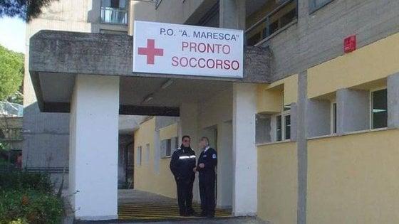 Emergenza Sanità: al Pronto soccorso dell'ospedale di Torre del Greco solo 5 medici, la enuncia del sindacato autonomo