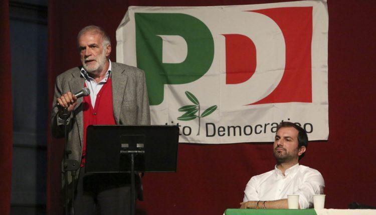 GLI STATI GENERALI DEMOCRAT – Pd: Napoli, l'ex magistrato anticamorra Paolo Mancuso presidente del Partito Democratico,Marco Sarracino segretario