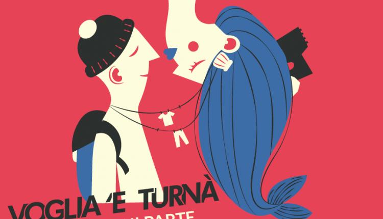 Voglia 'e turna', ha inizio il Natale a Napolicon i giovani dell'Accademia di Belle Arti della specialistica in Comunicazione pubblica e d'impresa, indirizzo Editoria, Illustrazione, Fumetto coordinati dalla professoressa Enrica D'Aguanno