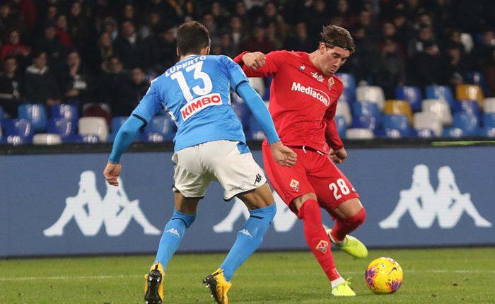 Serie A, la Fiorentina batte il Napoli 2-0 al San Paolo:ancora una sconfitta per gli azzurri di Gattuso