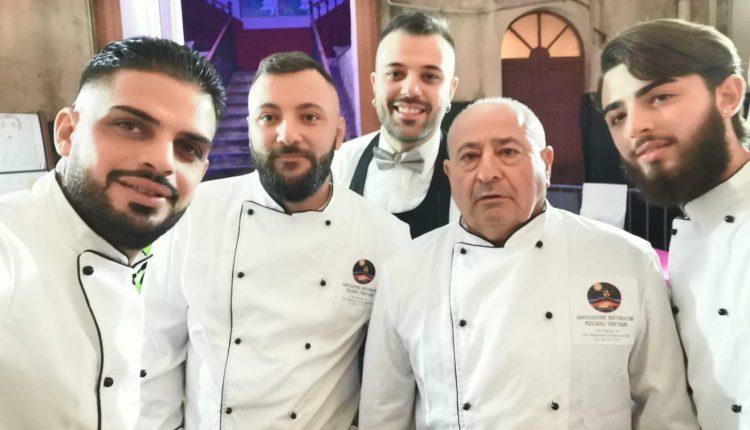 Ecco l'Associazione Ristoratori e Pizzaioli Vesuviani per il rilancio e la tutela dei vecchi mestieri del pizzaiolo del cuoco