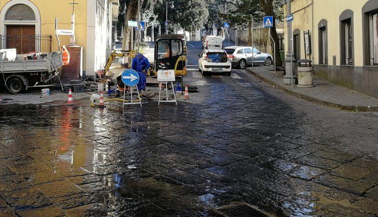 Sospensione idrica Gori: l'ennesimo disservizio a Pollena Trocchia