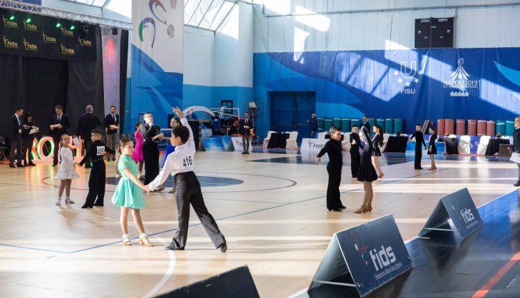 Alla prima edizione del Napoli Trophy di Danza Sportiva, vincono i valori sani dello sport e… i giovani vesuviani