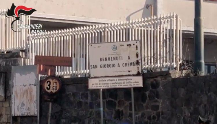 SMANTELLATO IL CLAN LUONGO – Tutti i nomi degli Sto arrivando!estati a San Giorgio a Cremano e Portici.