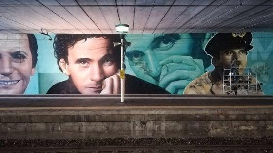 A San Giorgio a Cremano, in ricordo del grande artista, la Stazione Circum si chiamerà Casa Troisi