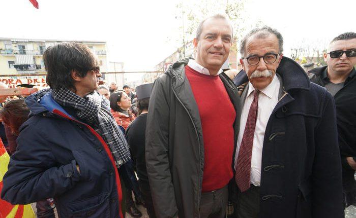 """Sandro Ruotolo festeggia con 'Bella Ciao: """"'Voto contro il sovranismo e populismo destra trazione leghista'"""