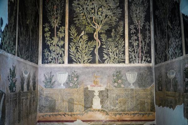 A Pompei riapre la favolosa Casa degli Amanti:gioiello senza uguali, visitabile per prima volta dopo 40 anni