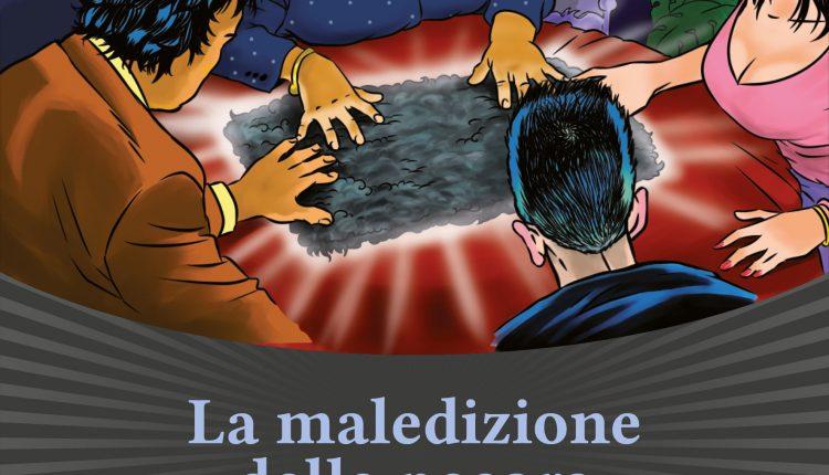 """Alla libreria Wojtek di Pomigliano d'Arco la presentazione del libro di di Maurizio Parlati dal titolo """"La maledizione della pecora"""""""