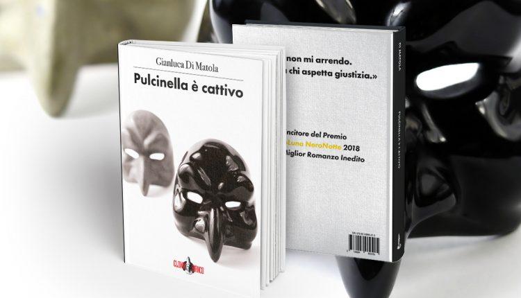 """""""Pulcinella è cattivo"""", l'ultimo romanzo di Gianluca Di Matola alla biblioteca comunale di Sant'Anastasia"""