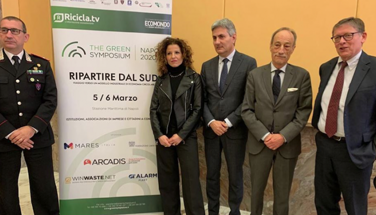 Ambiente e impresa, a Napoli il Green Symposium 2020 promosso da Ricicla.tv