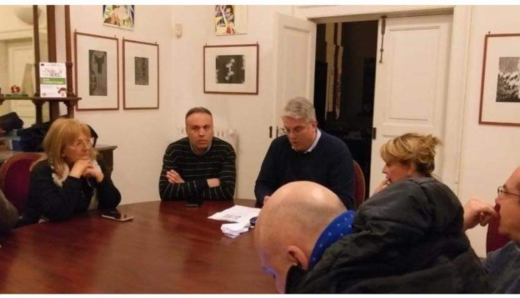 """Corona Virus, riunione serale per le misure di prevenzione nei comuni del Vesuviano. Il sindaco di San Giorgio a Cremano GiorgioZinno: """"Disposte pulizia e disinfezione straordinarie, comunque non ci sono casi"""""""