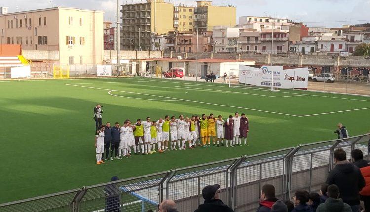 Al Gabbato di Poigliano d'Arco il tecnico Roberto Carannante e i suoi ragazzi suonano la dodicesima sinfonia battendo per 3-0 la Sibilla