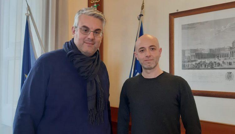 A SAN GIORGIO A CREMANO – Entra in giunta Renato Carcatella, avrà la delega alle Politiche Giovanili