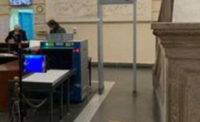 EMERGENZA CORONAVIRUS – Termoscanner nel carcere di Napoli, primo in Italia. Uspp, installato a Poggioreale. Bene direttore e provveditore