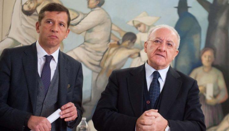 """EMERGENZA CORONAVIRUS – Il Governatore De Luca: """"Non saremo come Bergamo, Picco alla fine prima settimana di aprile, attesi 3mila contagi"""""""
