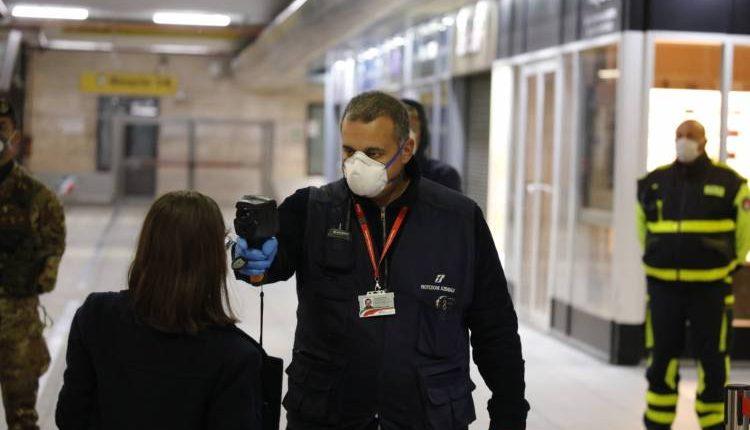 EMERGENZA CORONAVIRUS – Viaggiatori diretti al Sud respinti a Milano, a Napoli e Salerno controlli sui treni dal Nord