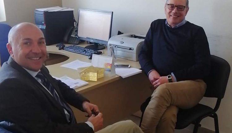 A Volla entra in giunta con le delega al commercio e finanza Giuseppe Lipari