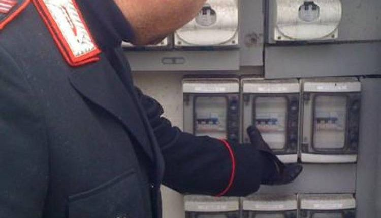 San Sebastiano, ruba energia elettrica: arrestato negoziante: nei guai un 27enne incensurato, titolare di una macelleria