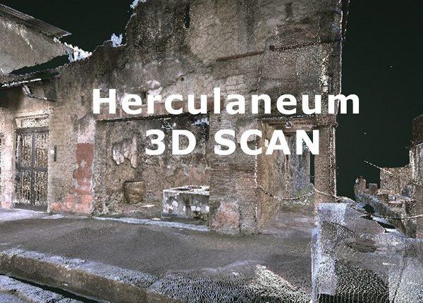 Ercolano in 3D, su Facebook le domus più importanti: nuovi contenuti digitali interattivi per il Parco archeologico