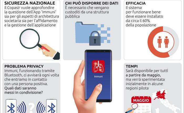 Il Governo Conte rassicura sull'app per la fase 2, sarà volontaria e con privacy