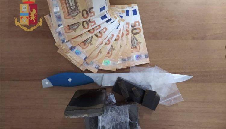 Droga in auto, la polizia arresta un uomo a San Giovanni a Teduccio