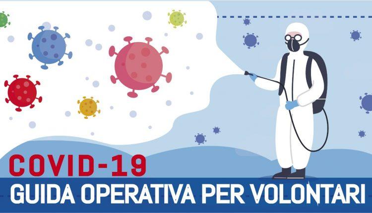 """""""Speciale emergenza Coronavirus"""": nasce la guida per volontari ed enti del Terzo settore"""
