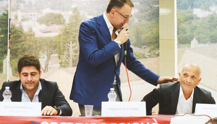 """A Ottaviano l'opposizione bacchetta il sindaco Luca Capasso: """"Chieda scusa alla Città"""""""