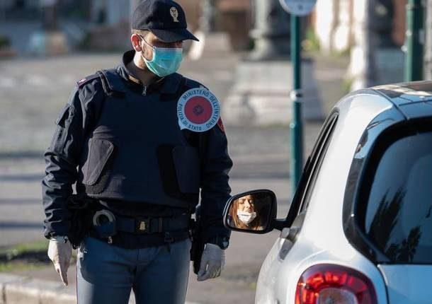 A San Giorgio a Cremano, dichiarano di andare a mangiare la pastiera da parenti: multate due coppie