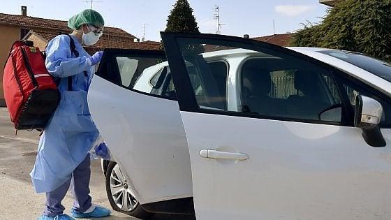 Napoli, all'AslNa1 in arrivo 100 kit per il controllo a domicilio: lo annuncia il direttore generale dell'Asl Napoli 1 Centro Ciro Verdoliva